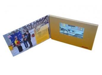 Brochure vidéo DHL